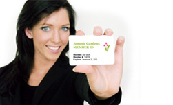 Laser Printer Membership ID Cards